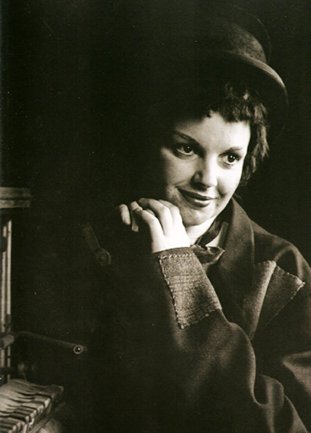 Judy Garland in 1951