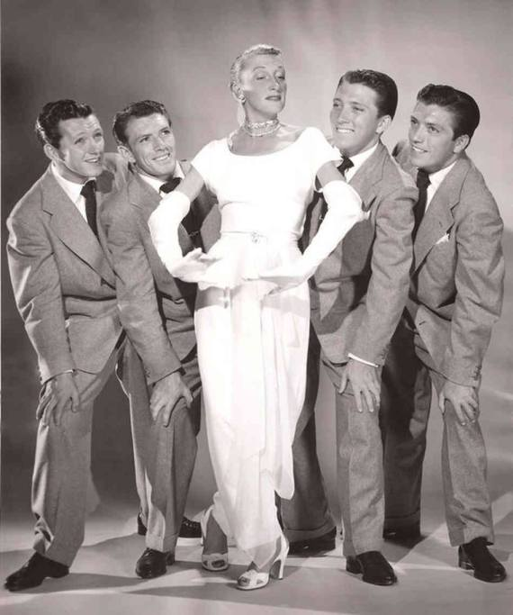 Kay and the Williams Bros 1948