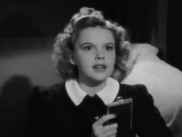 "Judy Garland in ""Babes in Arms"""