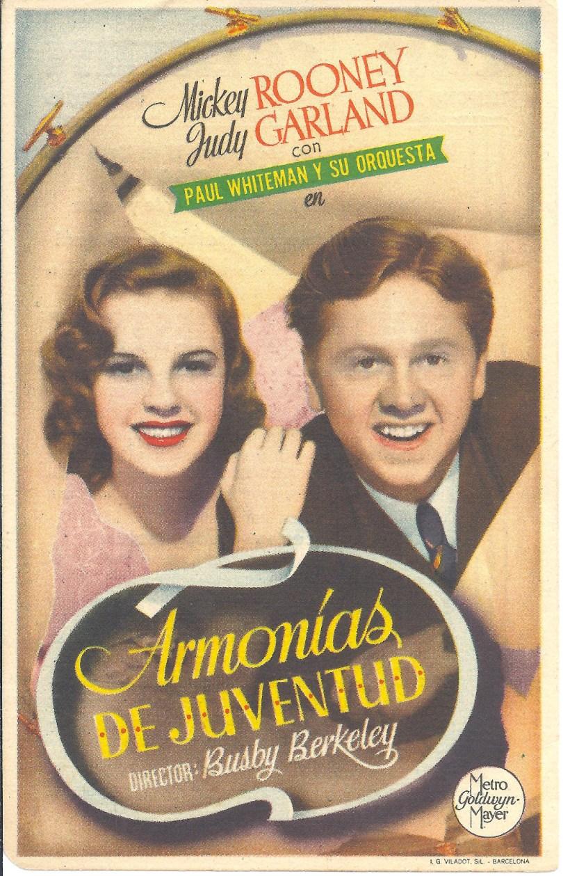 1945 Spanish Herald