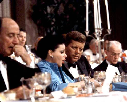 July 10, 1960 APPROX with Kennedy 2