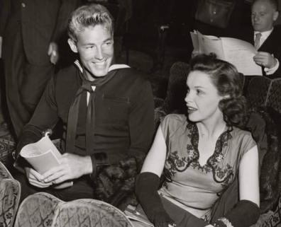 July 17, 1944 Guy Madison Since You Went Away premiere