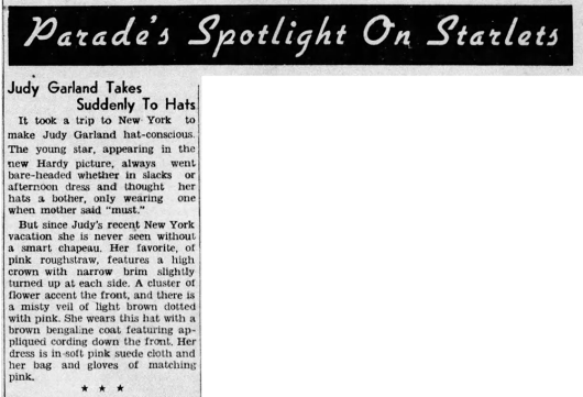 July-6,-1941-JUDY-TAKES-TO-HATS-Hartford_Courant