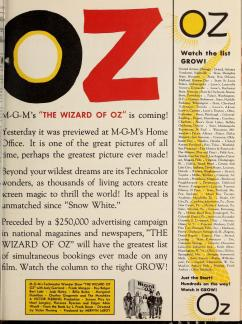 August 1, 1939 Motion Picture Daily