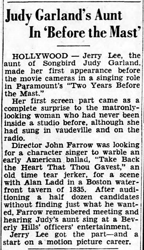 August-12,-1945-JERRY-LEE-JUDY'S-AUNT-Lansing_State_Journal-(Lansing-MI)
