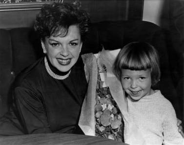 August 25, 1965 Judy with a little girl
