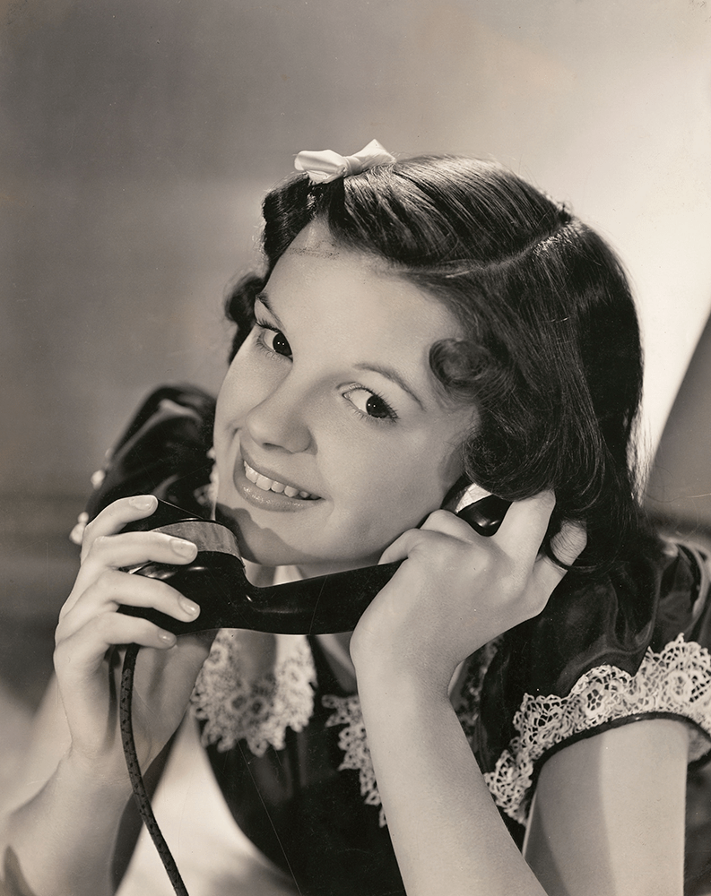 Judy and Phone