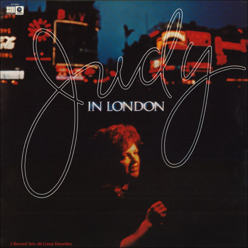 Judy in London 1978 LP