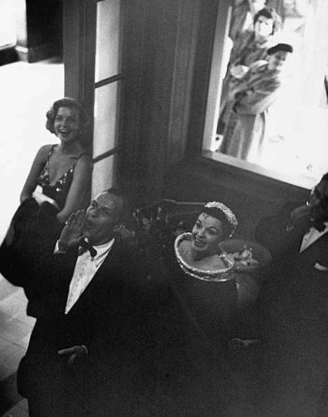 Frank Sinatra;Judy Garland;Lauren Bacall