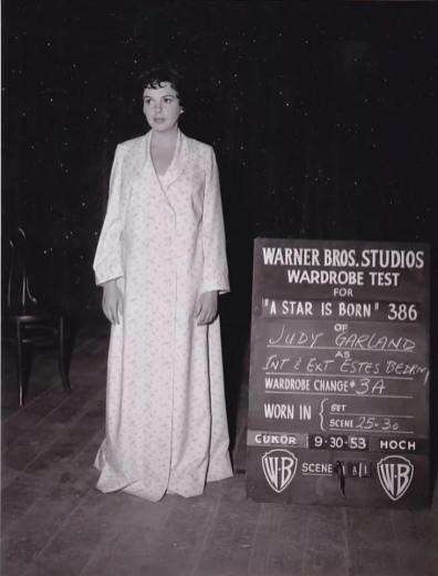 September 30, 1953 Costume Test