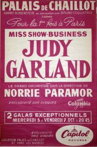 October 5, 1960 Paris poster