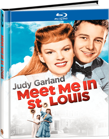 Meet Me In St Louis on Blu-ray
