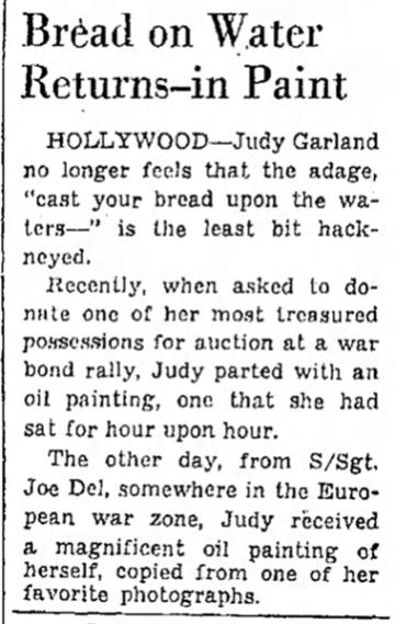 February-3,-1945-OIL-PAINTING-The_Salt_Lake_Tribune