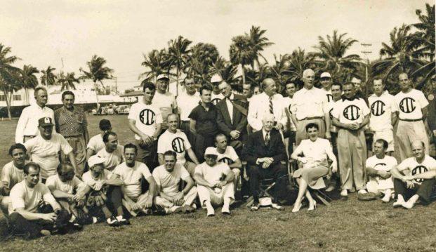 1952 March Palm Beach w Peter Lawford