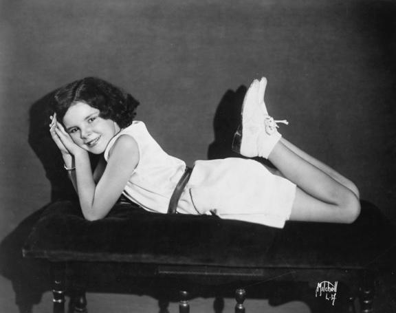 Judy Garland circa 1934