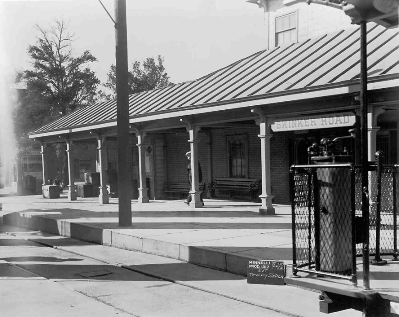 The Trolley Station