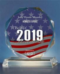 Our Latest Award