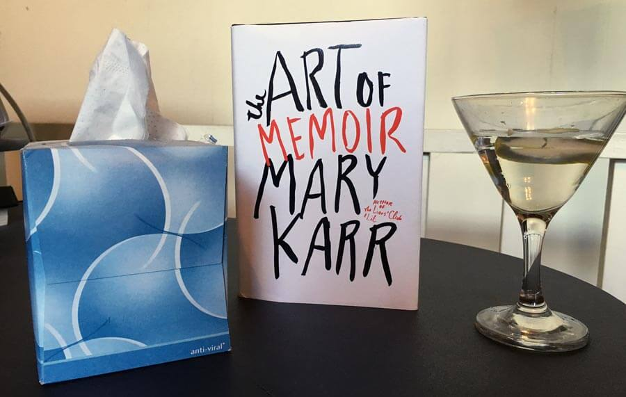 Art of Memoir Review