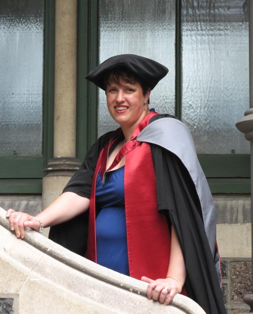 Dr Judy L Mohr (Dec 2009)