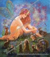Fairy and the Velveteen Rabbit