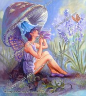 Blue Bell Fairy