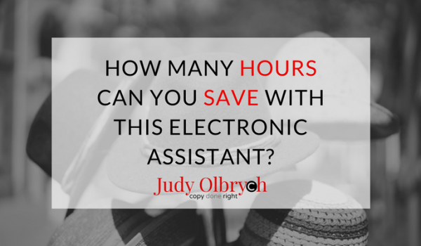 17 Hats: How Many Hours Can You Save With This Electronic Assistant?