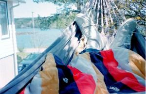 hammock at Prospect