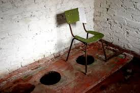 Worst in indoor toilets.