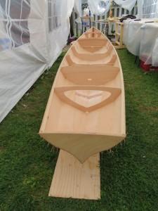 I build a boat.
