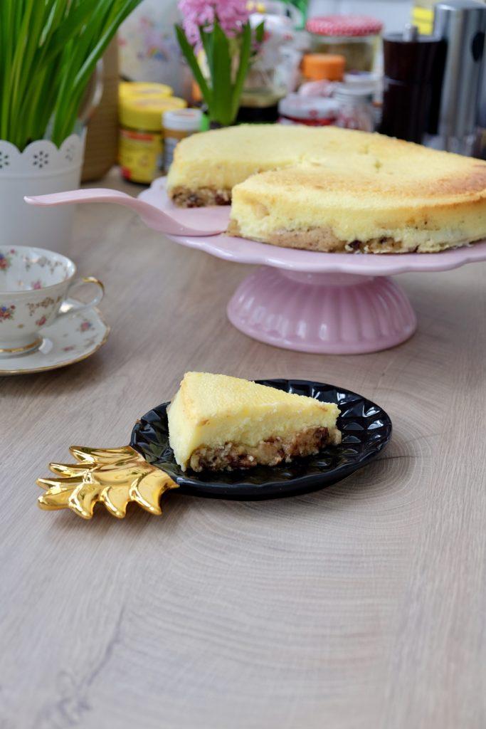 Mit Keksboden New York Cheesecake Mit Keksboden