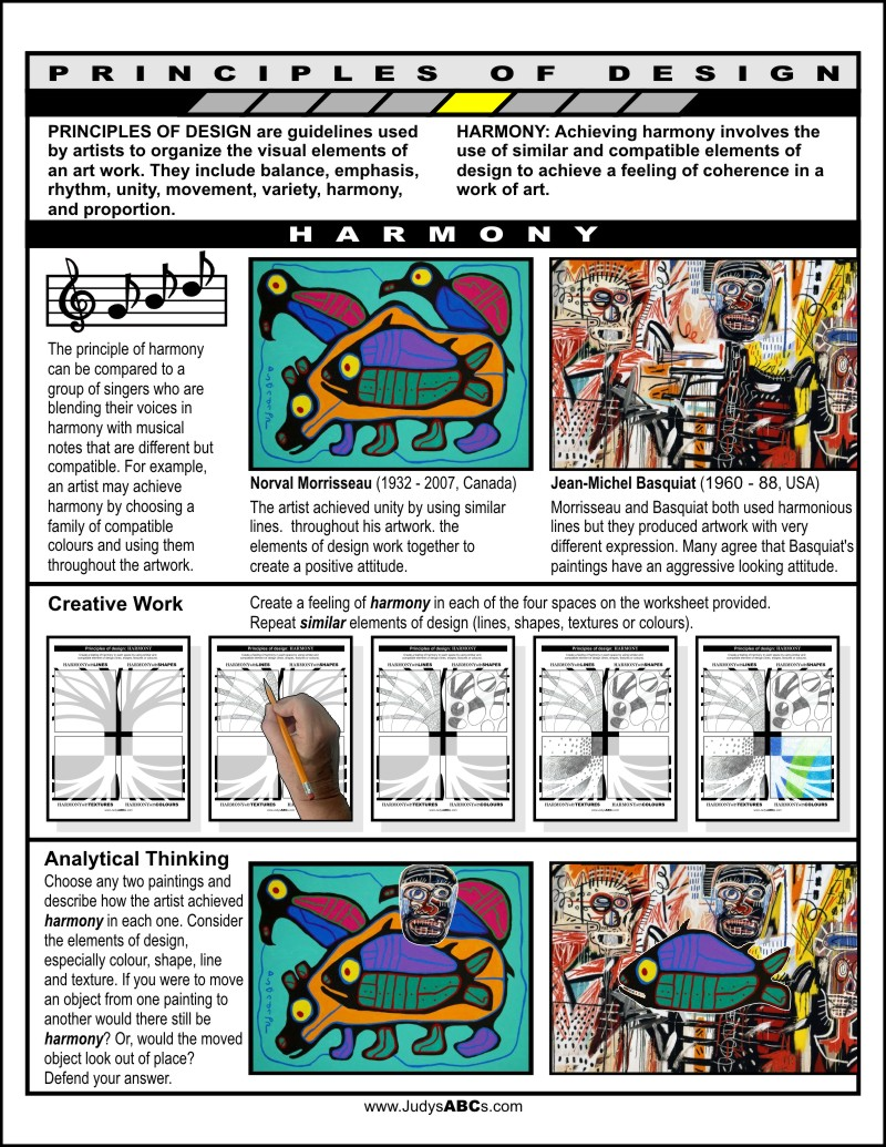 Harmony in Art - What It Is Plus Master Painting Examples