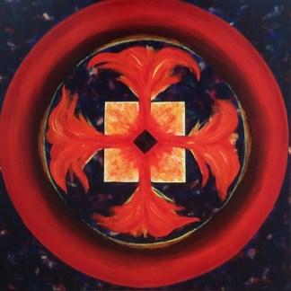 Mandala No.9: Angry
