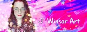 J Winsor Art Header