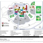 Brookhaven College campus map