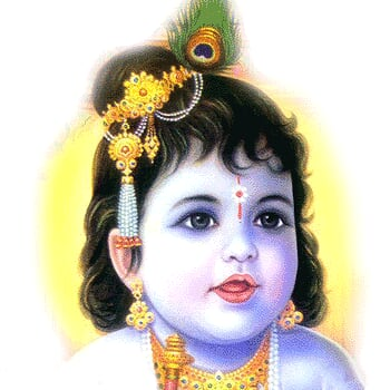 Happy Sri Krishna Janmashtami to all‏....... (1/6)