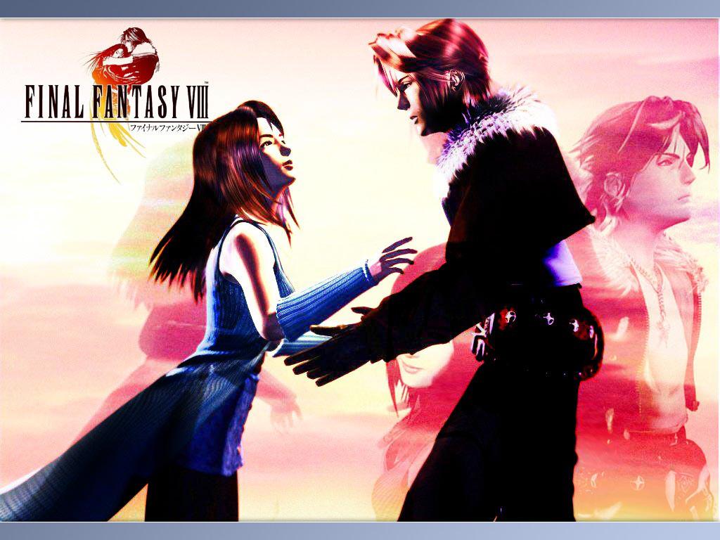 La Imagen Del Día Final Fantasy Viii Juegoconsolas