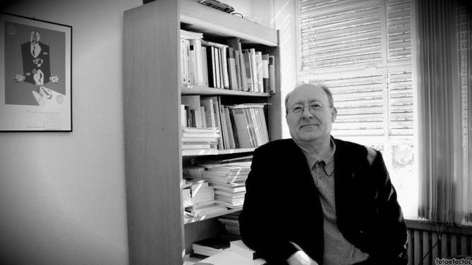 JOSÉ LUIS VILLACAÑAS: «España no es un país que tenga suficientes élites integradoras como para tener un proyecto global para la nación»