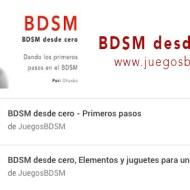 BDSM - BDSM desde cero