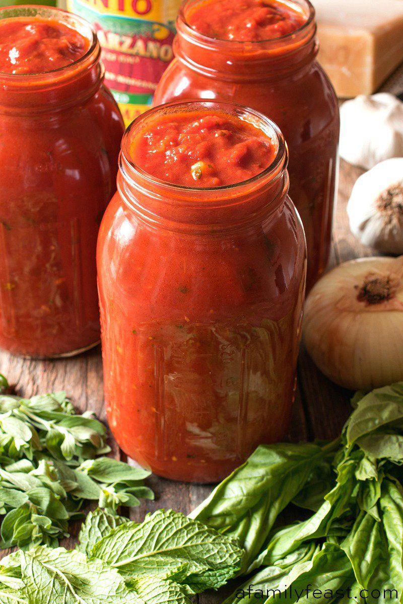 Sauce Tomate Italienne Maison : sauce, tomate, italienne, maison, Sauce, Tomate, Italienne, Recette, Facile, Saine!