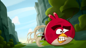 Vídeo de Angry Birds Toons Off Duty