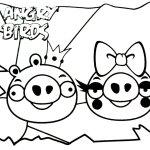King Pig y su novia