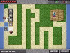 Minecraft Towerdefense - Juegos de Bolas