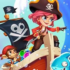Sea Bubble Pirates 2 - Juegos de Bolas