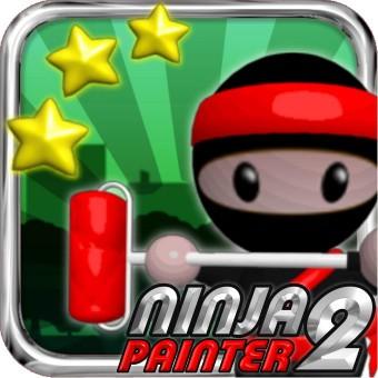Ninja Painter 2 - Juegos de Bolas