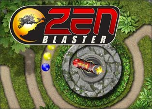 Zen blaster - Juegos de Bolas
