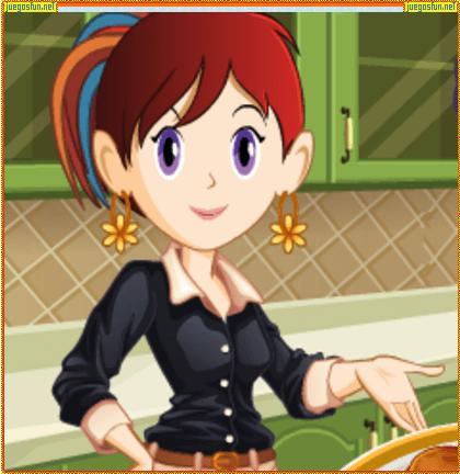 Todos los juegos de Cocinando con Sara  JuegosFUNnet