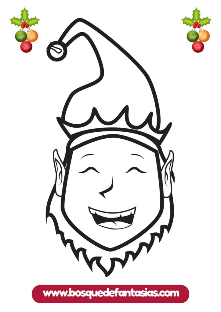 Dibujos Para Colorear De Navidad Cuadernillo Fcil De