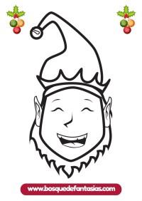Dibujos para colorear de Navidad: Cuadernillo fcil de ...