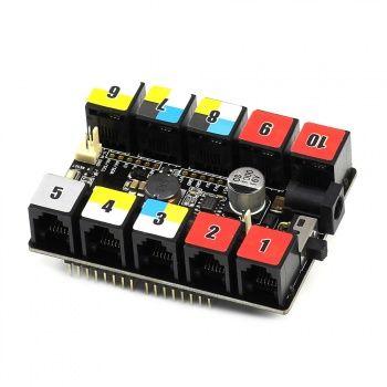 Shield arduino makeblock