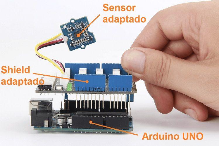 arduino sin electronica